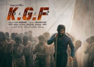 KGF 2 Teaser, KGF 2 Movie
